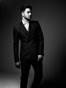 Adam Lambert (Courtesy of musiqueplus.com)