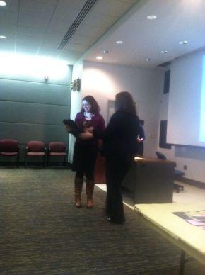 WPU Professor Honored With Humanity and Social Sciences TeachingAward