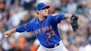 Resurgent Mets Look to End Nine-Year Playoff Drought