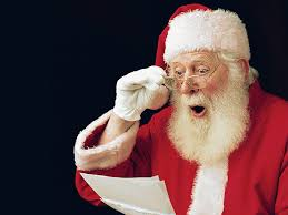 Are you really too old to visit Santa Claus?