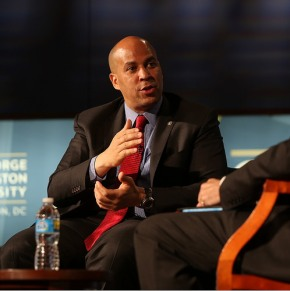 New Jersey Sen. Cory Booker to give Commencement Address