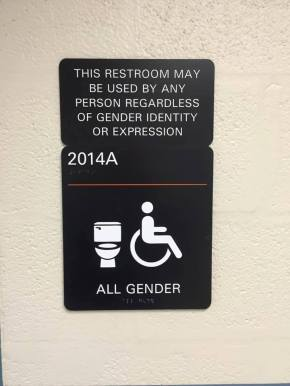 WPU Now Featuring All-GenderBathrooms