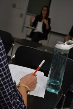 dsc_0976-wpu-student-alissa-lopez-takes-notes-while-natalie-shutler-talks