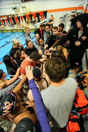 WPU Swim Team to Head toBarbados