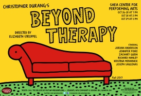 'Beyond Therapy' Exaggerates the Human Condition for Comic Effect