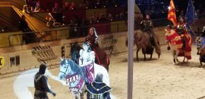 WPU alum reigns as new queen at Medieval Times